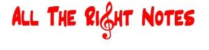Right Notes logo