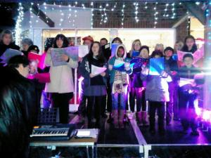 Light Up Hassocks - 30th November 2012