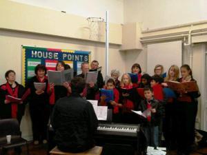 St Wilfrid's School Fair - 1st December 2012
